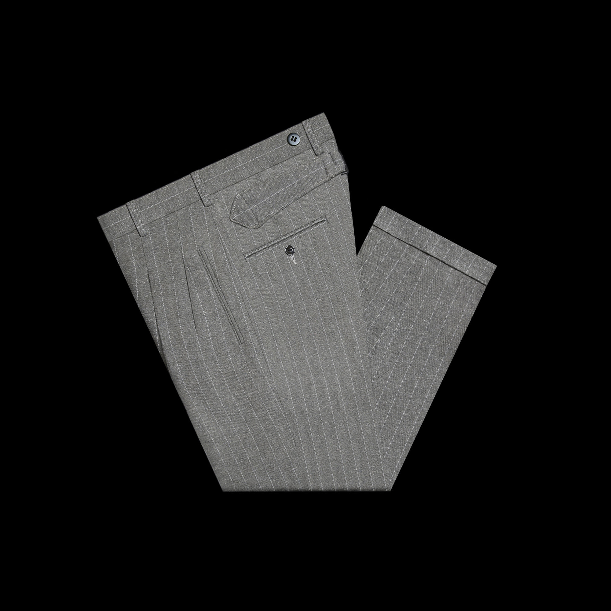 RRLCOTTON STRIPE TROUSER