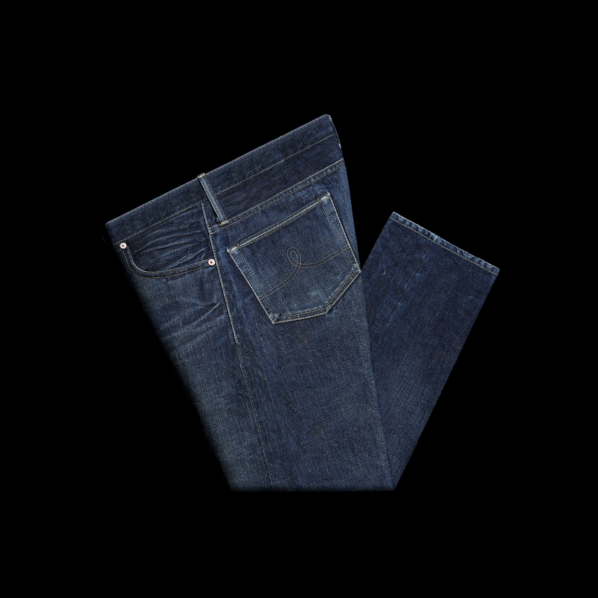 RRLLIMITED EDITIONSELVEDGE DENIM PANT