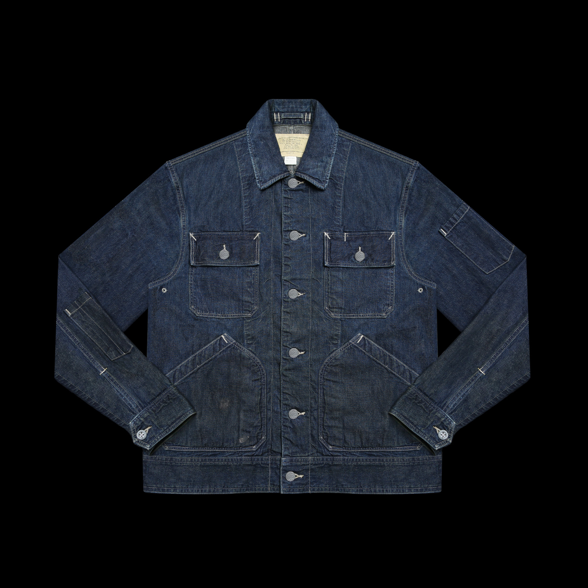 RRLSTANDARD DENIM JACKET