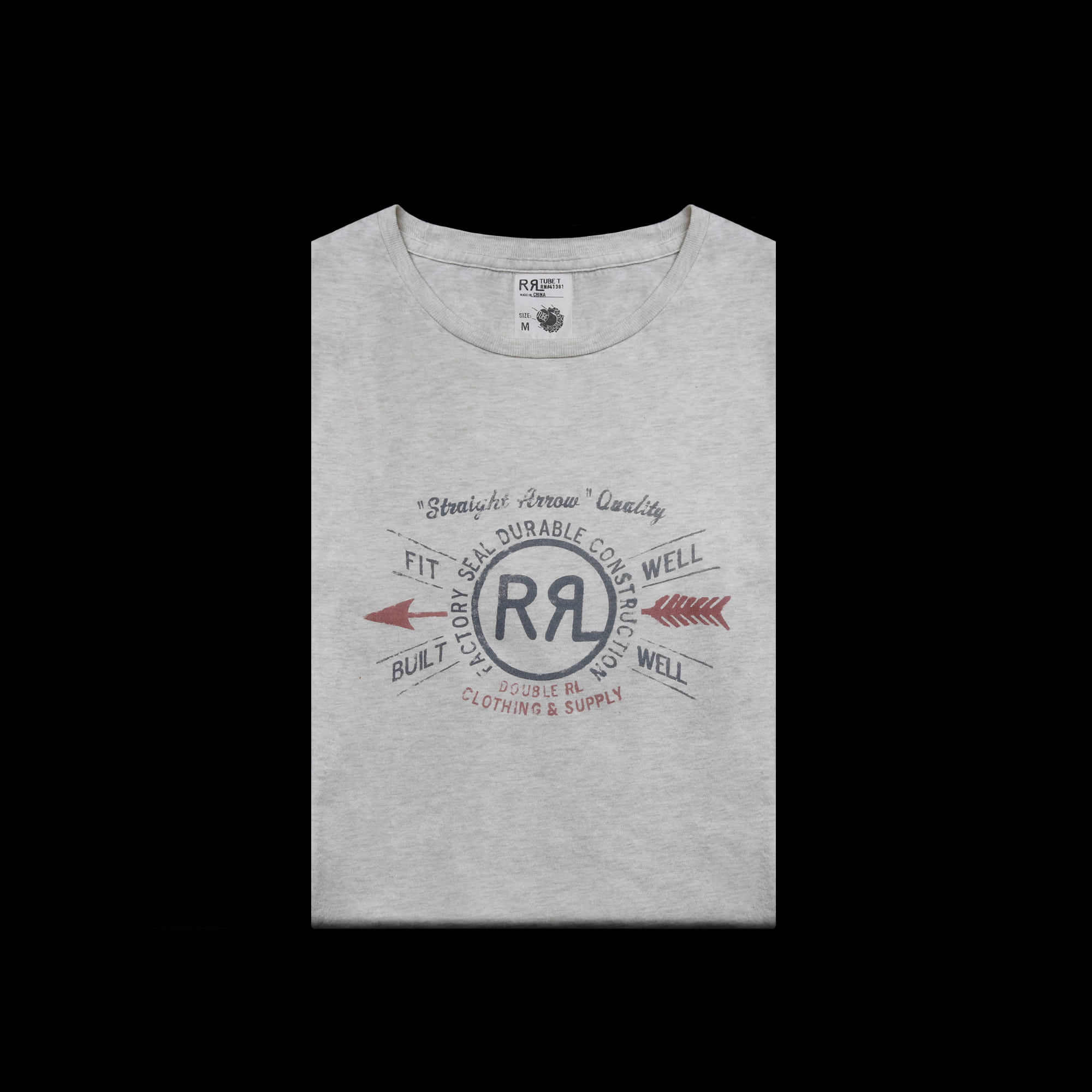 RRLCOTTON JERSEYT-SHIRT
