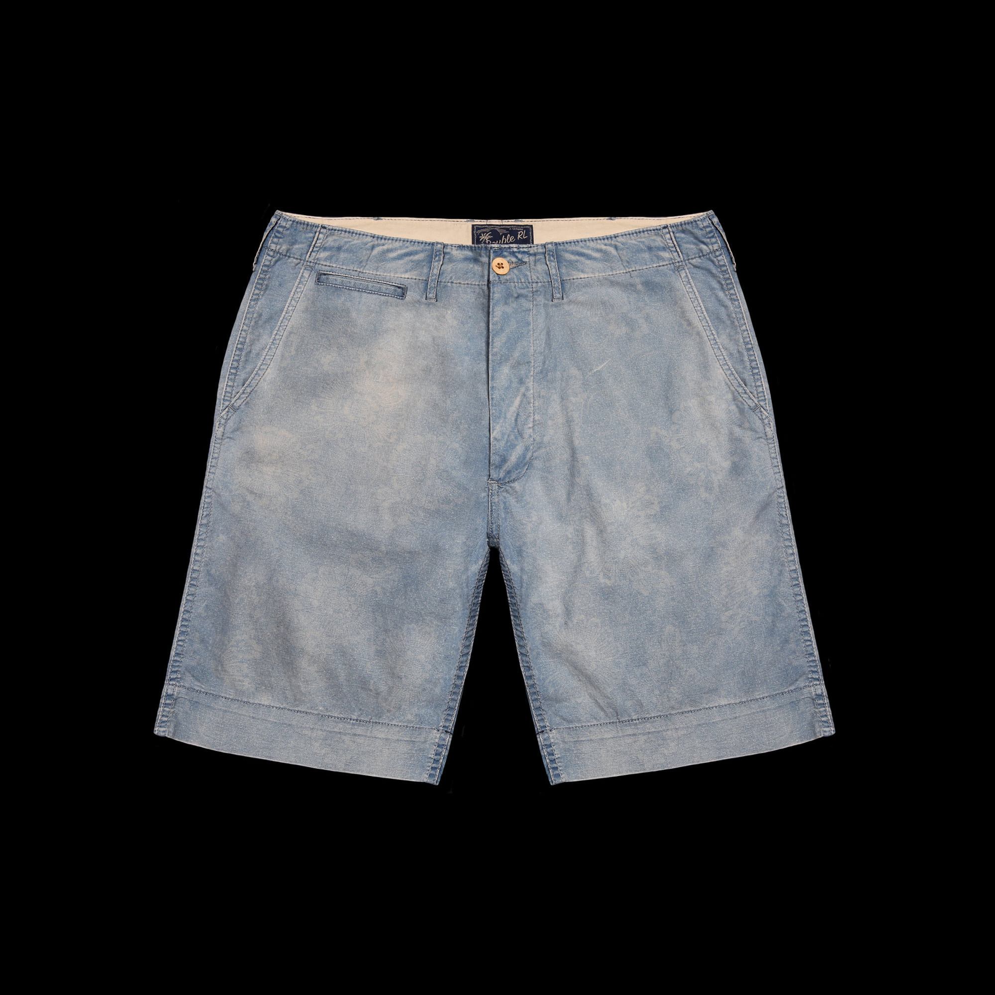 RRLCOTTON INDIGO SHORT