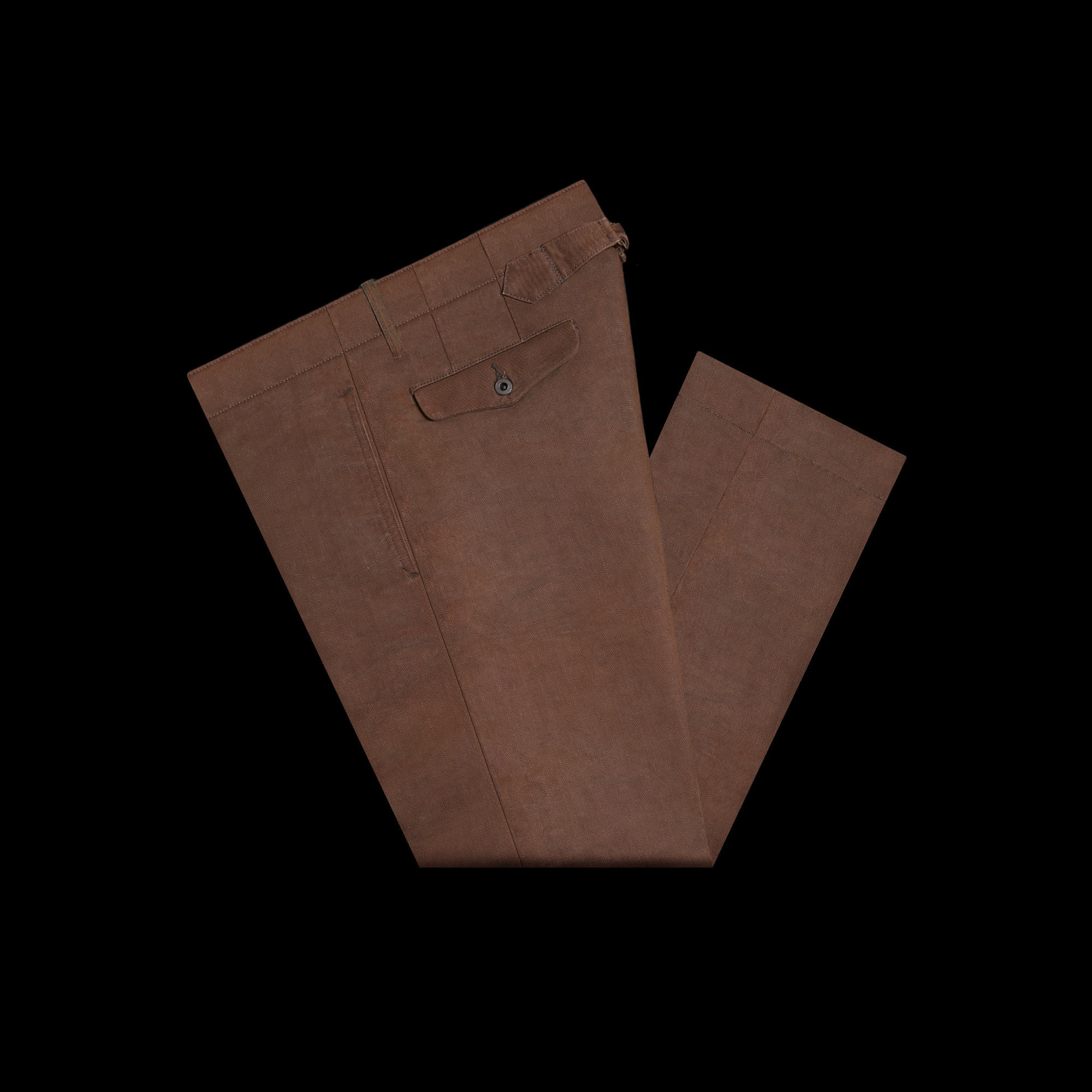 RRLCOTTON TWILL TROUSER