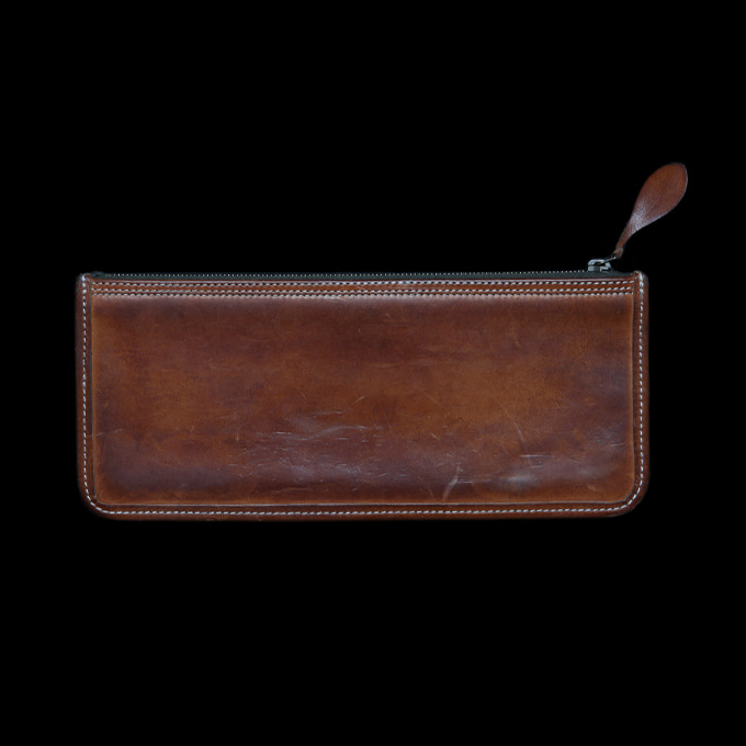 RRLBYRD EXPEDITION LEATHERPOUCH