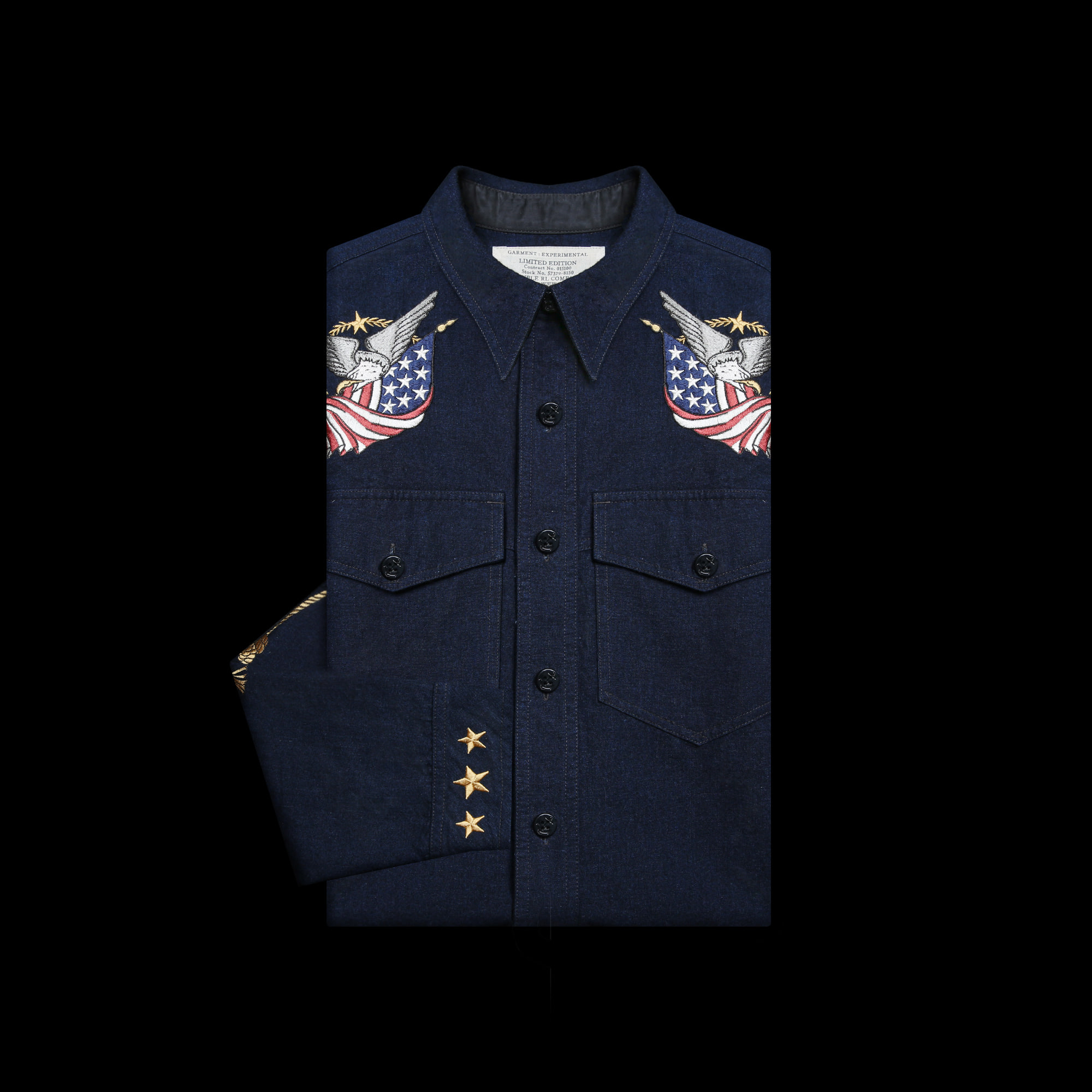RRLLIMITED EDITIONNELSON CPO JACKET