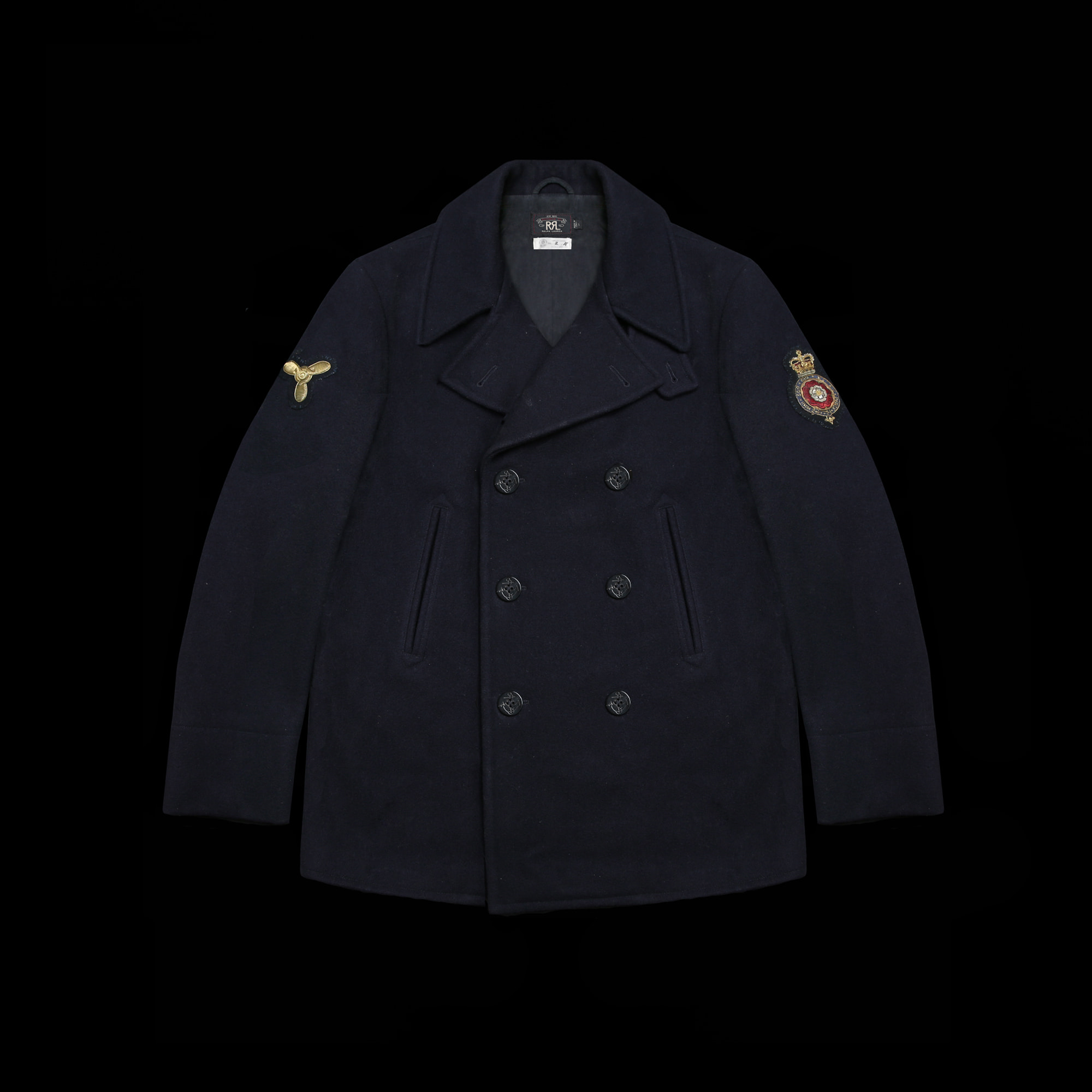 RRLLIMITED EDITIONPEACOAT