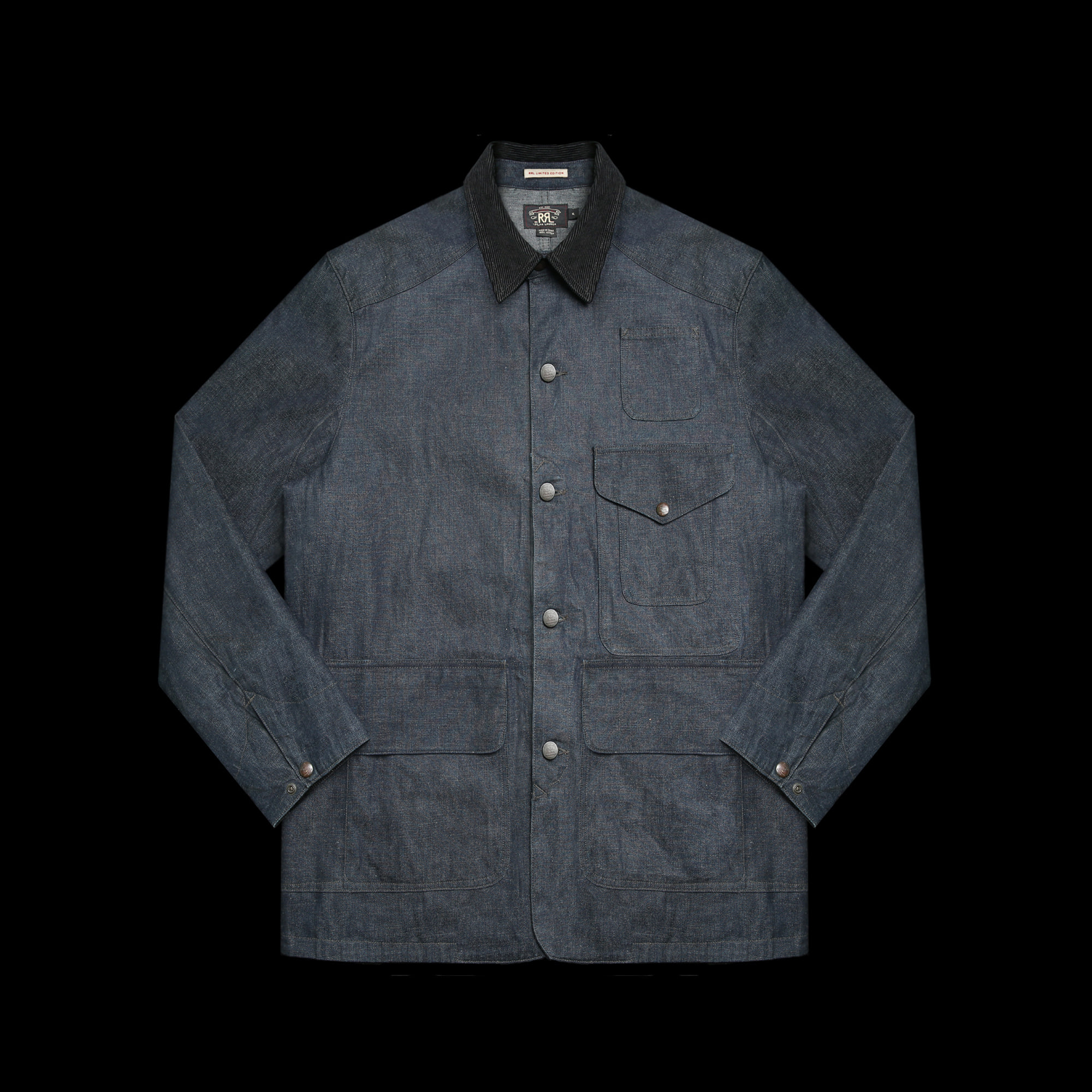 RRLLIMITED EDITIONRIGID HUNTING JACKET