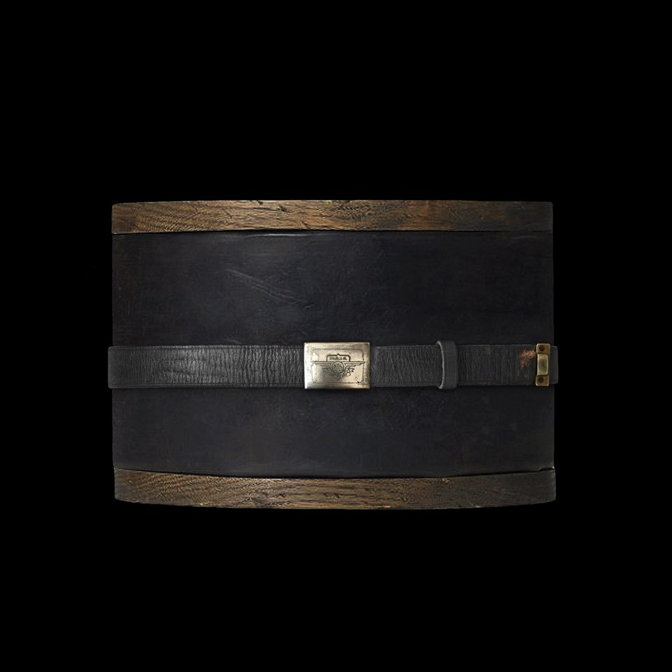 RRLLIMITED EDITIONLEATHER BELT