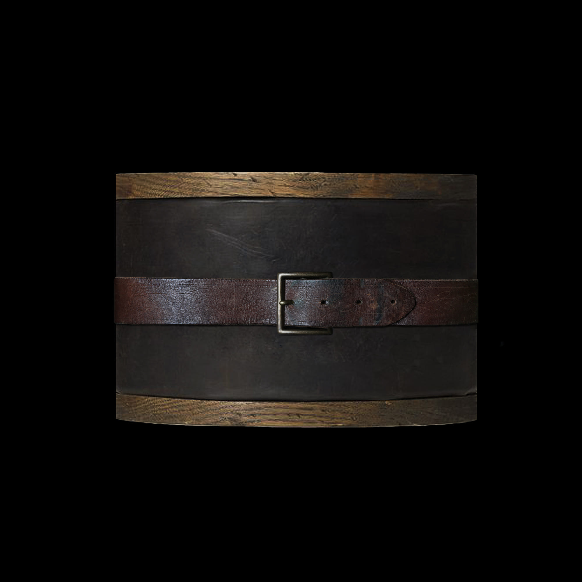 RL VINTAGELEATHER BELT