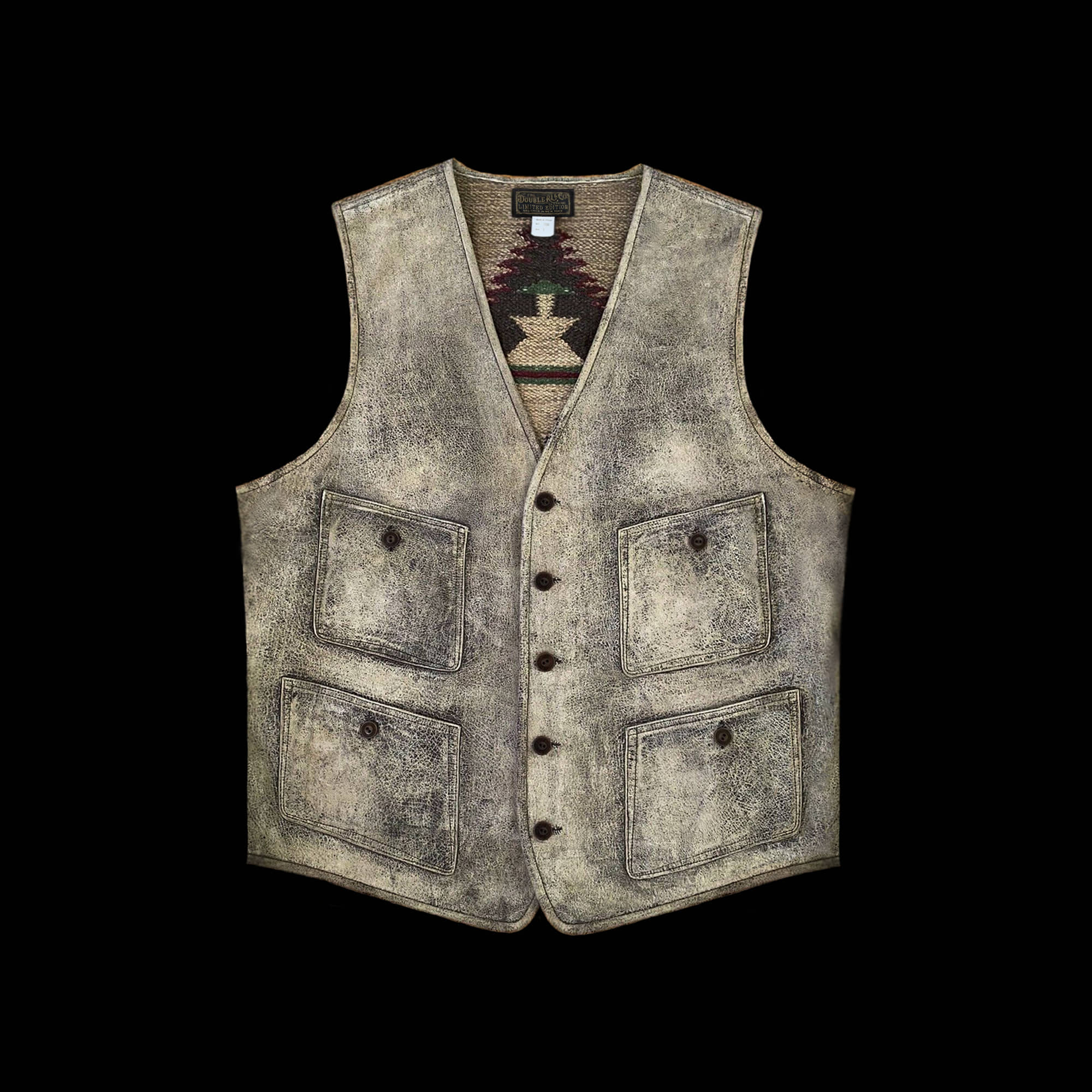 RRLLIMITED EDITIONBAILEY VEST