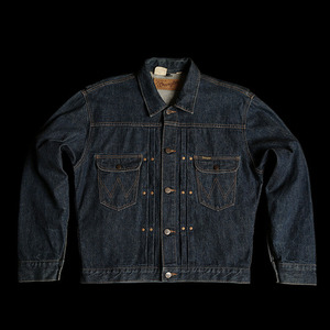 WRANGLERBLUE BELL's 1st TYPE111MJ DENIM JACKET