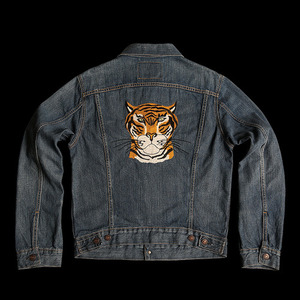 LVCTRUCKER 3rd TYPEDENIM JACKET
