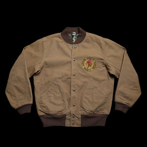 RRLMURRAY REVERSIBLE BOMBERJACKET