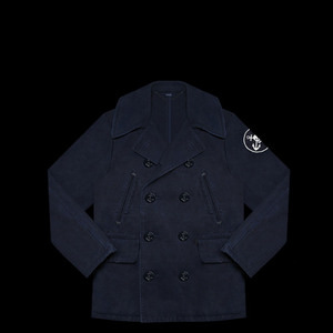 RUGBYCOTTON MILITARY PEACOAT