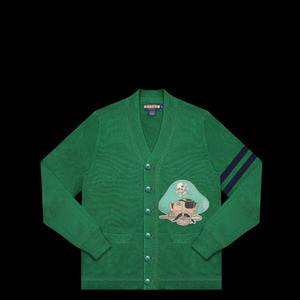 RUGBYCOTTON CARDIGAN