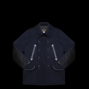RRL X SCHOTTLIMITED EDITION IRVING PEACOAT