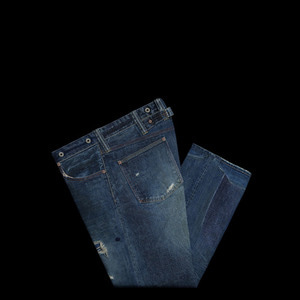 RRLBALTIMORE 2ndDENIM PANTS