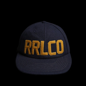 RRLWOOL BLENDBASEBALL CAP