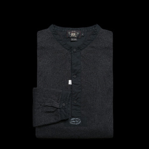 RRLHENLEY NECK SHIRT