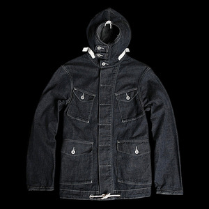 RRLLIMITED EDITIONHOODED SAILOR PARKA